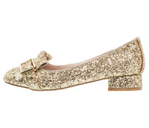 SPARKLER Slipper gold