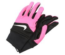 TEMPO Fingerhandschuh hyper pink/black/silver