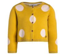 ALPENA Strickjacke medium yellow