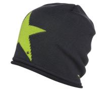 Mütze dark blue/green