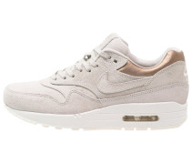 AIR MAX 1 PREMIUM Sneaker low gamma grey/metallic golden tan