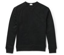 Slim-fit Cotton-jersey Sweatshirt