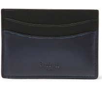 Bambou Polished-leather Cardholder