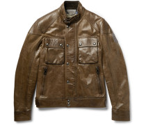 Racemaster Leather Jacket