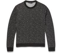 Newbern Jacquard-knit Sweater