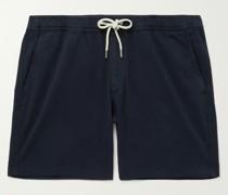 Gregor Lyocell-Blend Drawstring Shorts