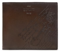 Scritto Leather Billfold Wallet