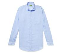 Linen-Chambray Shirt