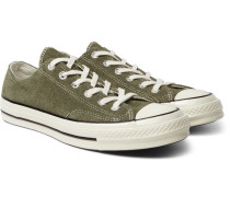1970s Chuck Taylor All Star Suede Sneakers