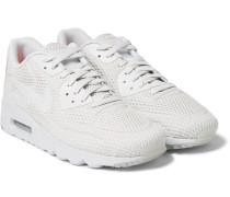 Air Max 90 Ultra Br Perforated Mesh Sneakers