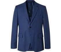 Andy Slim-Fit Linen Suit Jacket