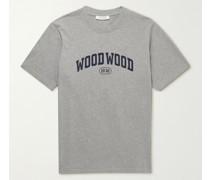 Bobby Logo-Print Cotton-Jersey T-Shirt