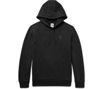 Nikelab Essentials Loopback Stretch-cotton Jersey Hoodie