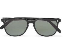 + Cutler And Gross D-frame Acetate Polarised Sunglasses