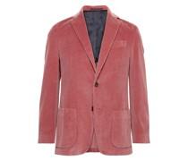 Kincaid No. 1 Slim-Fit Unstructured Garment-Washed Cotton-Corduroy Suit Jacket