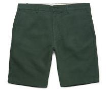 Maddox Slub Linen Shorts