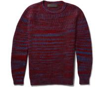 Malta Mélange Cashmere Sweater