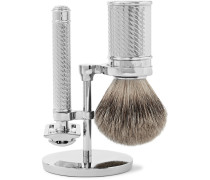 Three-piece Shaving Set