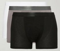 Three-Pack Stretch-Lyocell Boxer Briefs