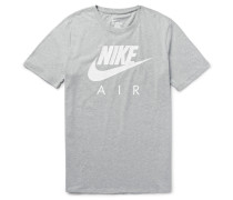 Air Heritage Printed Cotton-Jersey T-Shirt