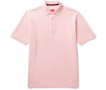 Garment-Dyed Cotton-Piqué Polo Shirt
