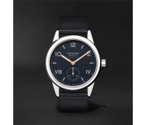 Club Campus Neomatik Automatic 39.5mm Stainless Steel and Canvas Watch, Ref. No. 767