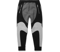 Tapered Bonded Jersey Sweatpants
