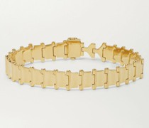 Arrow ID Link 18-Karat Gold Bracelet