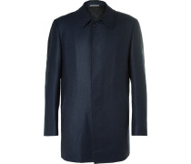 Water-resistant Wool Jacket