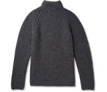 Submariner Ribbed Wool Sweater