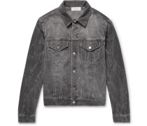 Thumper Slim-fit Cotton-blend Corduroy Jacket