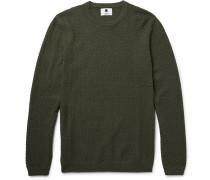 Albert Basketweave Cotton Sweater