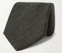 9cm Virgin Wool-Blend Tie