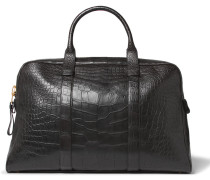 Buckley Alligator Briefcase