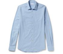 Cotton-flannel Shirt