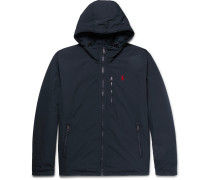 Shell Hooded Down Jacket