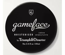 Gameface Moisturiser, 100ml