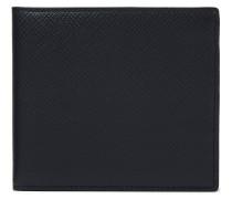 Cross-Grain Leather Billfold Wallet