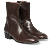 Bardo Leather Boots