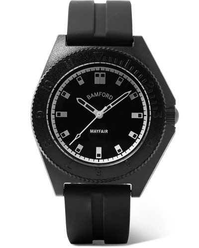 Mayfair Sport Polymer and Rubber Watch
