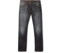 Dude Dan Slim-fit Organic Denim Jeans