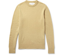 Virgin Wool-blend Sweater