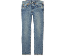 501 Slim-fit Stretch-denim Jeans