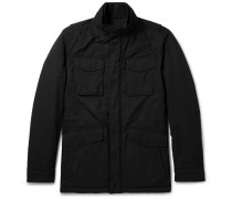 Centin Cotton-blend Canvas Field Jacket