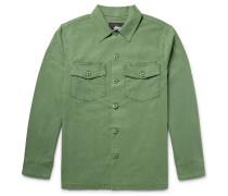 Cotton-ripstop Field Jacket