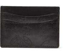 Scritto Leather Cardholder