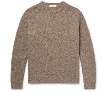 Tourist Mélange Shetland Wool Sweater