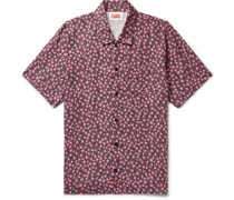 The Cabana Printed Linen Shirt