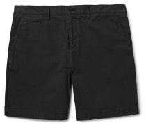 Cotton-poplin Chino Shorts