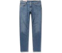 North Slim-fit Stretch-denim Jeans